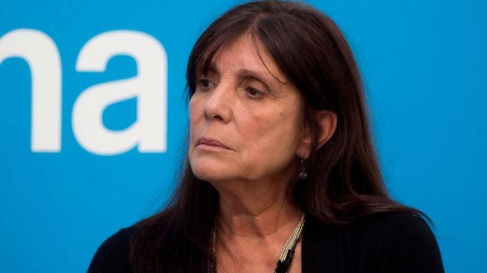 """Teresa García: """"Hay dirigentes que tienen una mirada electoralista""""."""