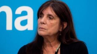 """Teresa García: """"La judicialización de las clases es un capricho permanente de Larreta"""""""
