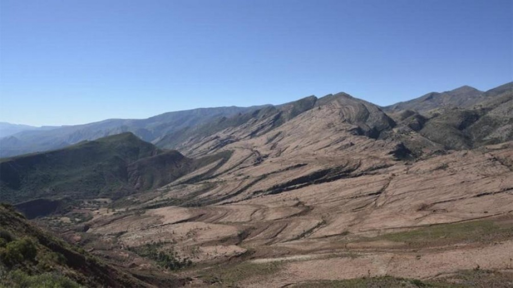 El hallazgo se concretó en las localidades de Tunasniyoj y Ruditayoj, en las cercanías de Icla