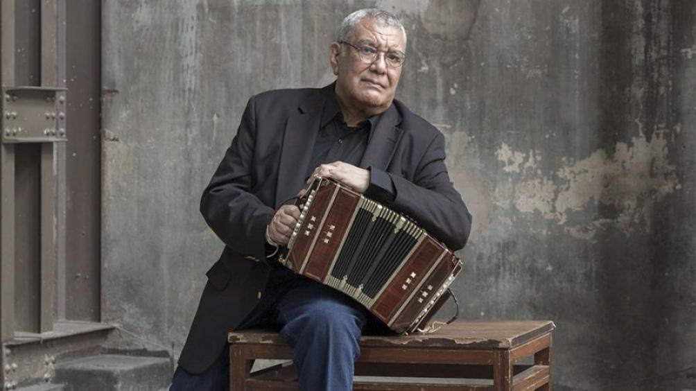 """El bandoneonista y compositor Dino Saluzzi, presenta """"Albores"""""""