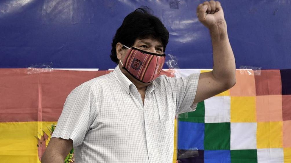 Morales apoyó la decisión de Luis Arce de conseguir dosis de la Sputnik V para aplicar en su país.