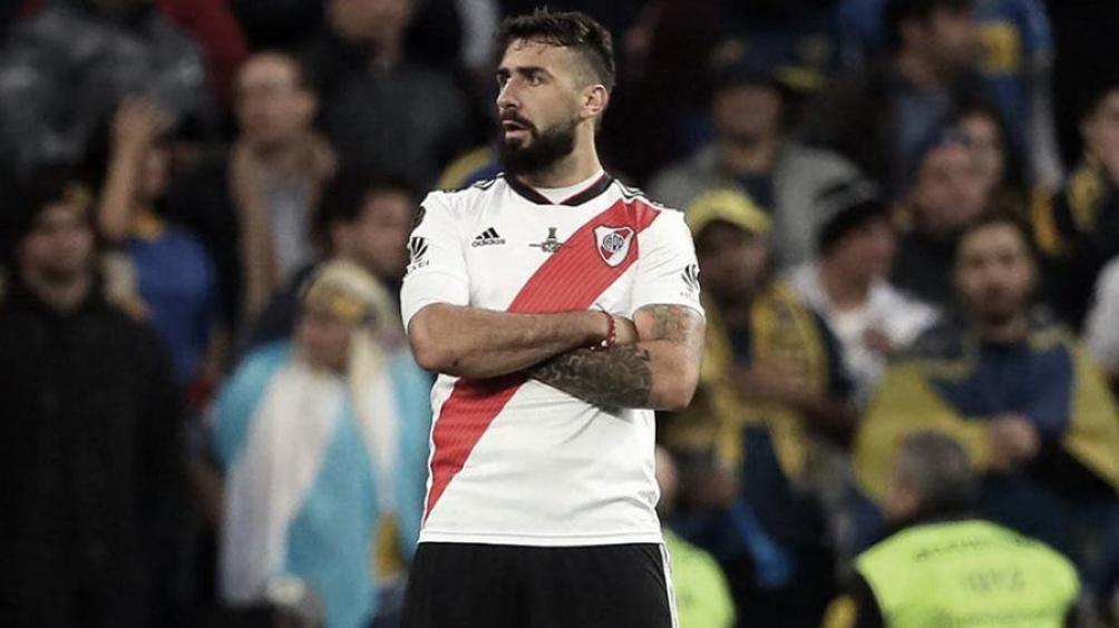 River cuenta con las bajas de Franco Armani, Gonzalo Montiel, Robert Rojas, Paulo Díaz y Nicolás de la Cruz .
