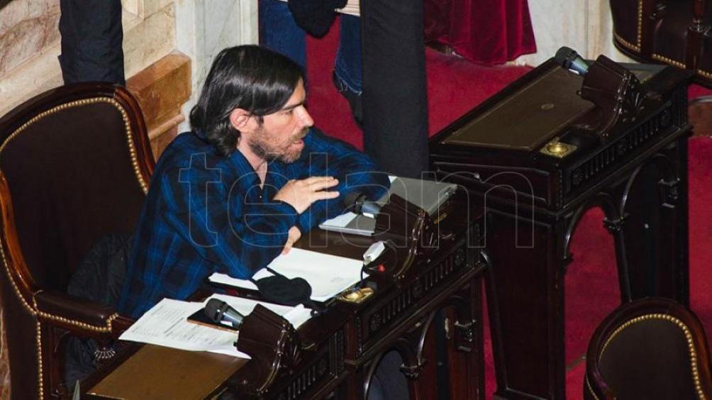 Nicolás del Caño anticipó que presentarán dictamen alternativo en rechazo a la fórmula impulsada por el Poder Ejecutivo.