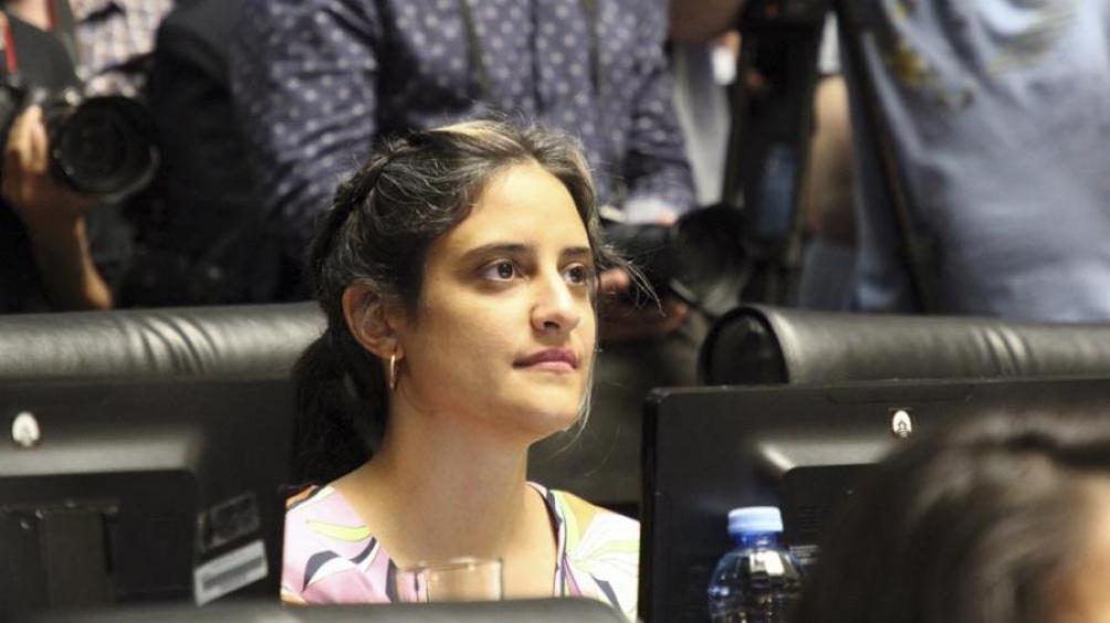 La iniciativa fue presentada por la legisladora Lucía Cámpora.