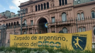 Club Atlético Diego Armando, hacia adelante pese a todo