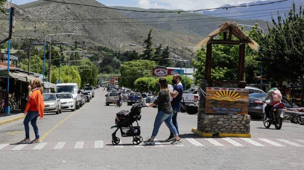 """La reactivación del turismo interno logró un balance """"positivo"""" en un año signado por la pandemia."""