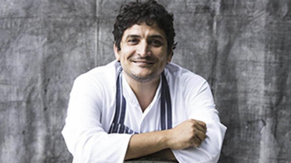 Mauro Colagreco es el alma de Mirazur, desde hace un año, el mejor restaurante del mundo.