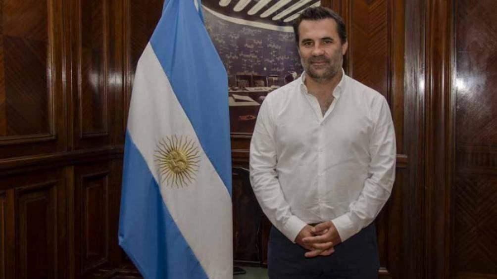 """Martínez destacó """"la buena predisposición de las Pymes del Sector."""