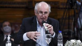 """Parrilli le reclamó """"autocrítica"""" a la oposición de Juntos por el Cambio"""