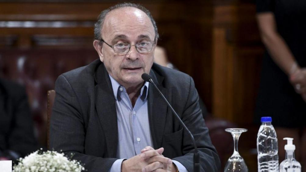 """Leopoldo Moreau: """"Patricia Bullrich y Cornejo no son opositores, son caretas irresponsables que juegan con la vida de los argentinos""""."""