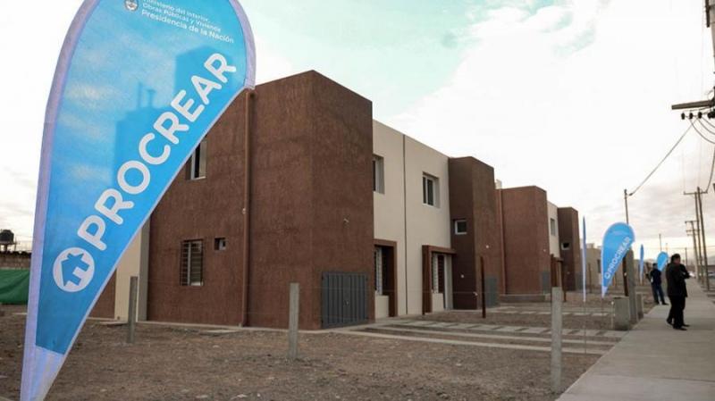 Procrear II abrió la inscripción para sortear 1.172 viviendas