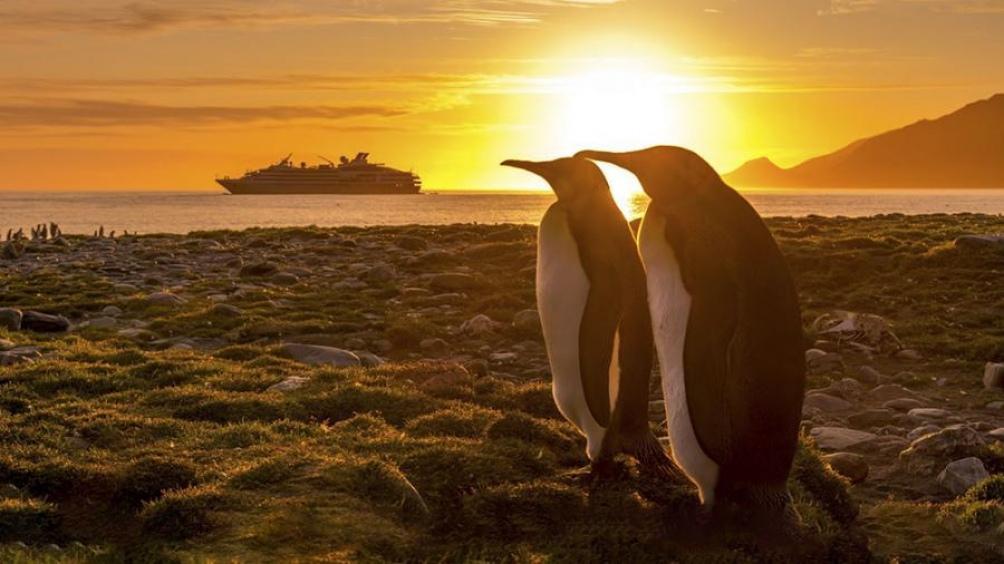 Argentina fue elegida para el primer crucero 100% Lgbtq+ a la Antártida