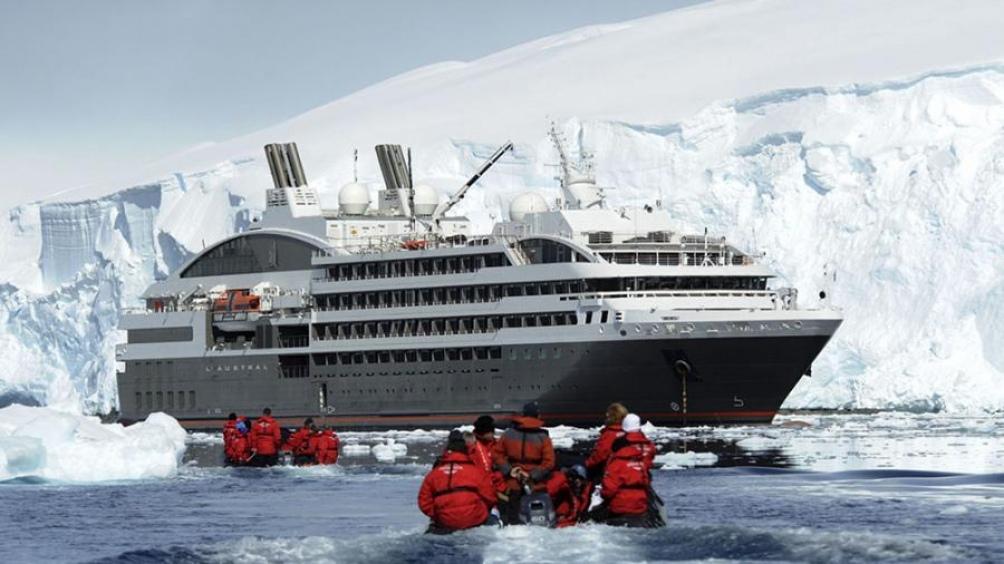 El crucero saldrá de Tierra del Fuego  el 6 de diciembre de 2022.