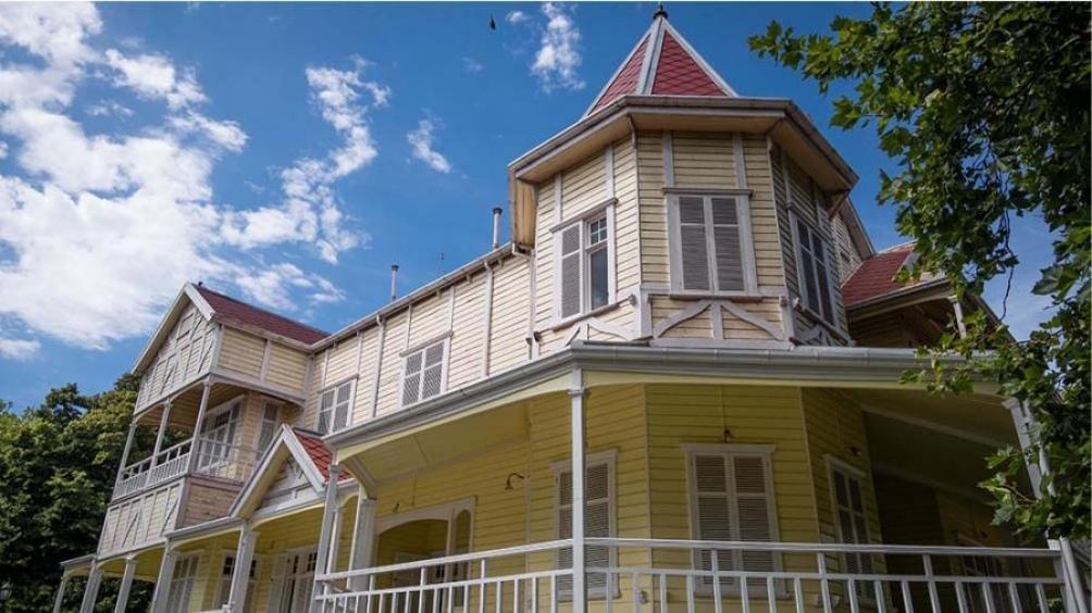 La casa de Victoria Ocampo en Mar del Plata