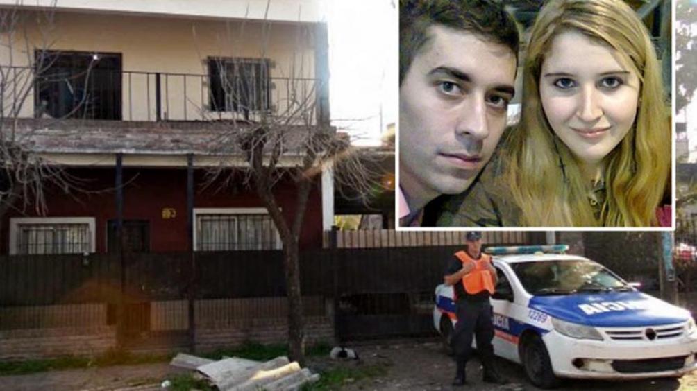 El hecho ocurrió en la casa familiar ubicada en Sarratea 2726 de la localidad de Manuel Alberti, en Pilar.