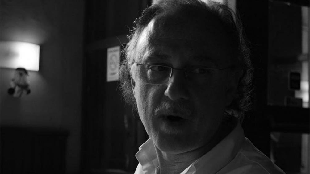 Carlos Kuri, psicoanalista y fanático de la obra de Piazzolla.
