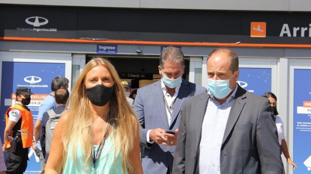 La directora Nacional de Migraciones, Florencia Carignano, presentó nuevas pruebas para la investigación sobre los estudiantes que volvieron de México contagiados de Coronavirus.