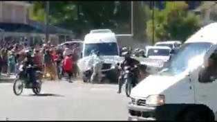 Citaron a indagatoria a sospechosos del ataque a la comitiva presidencial en Lago Puelo