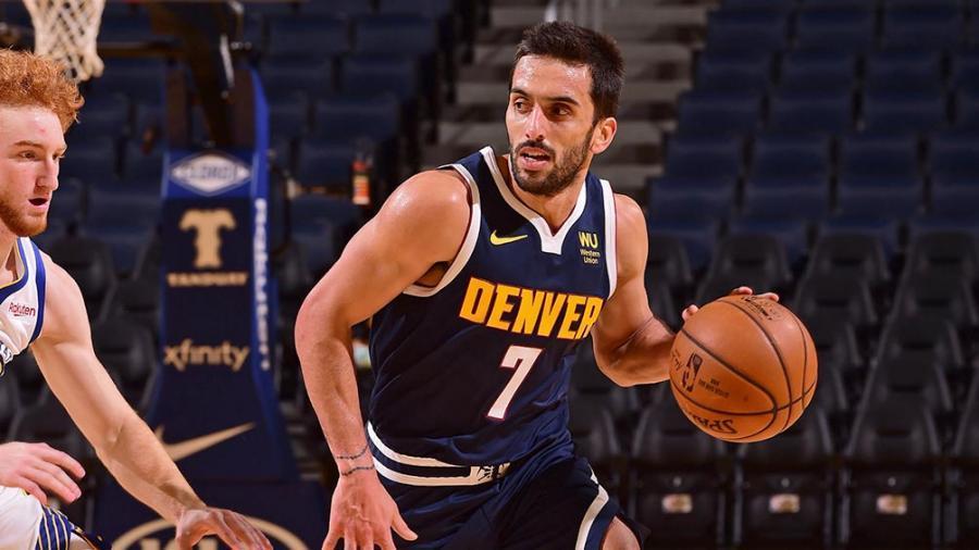 Denver Nuggets de Campazzo busca su quinta victoria al hilo en la NBA