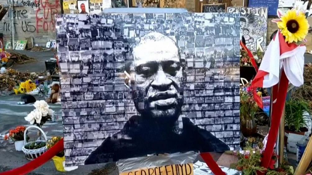 El gobierno de Biden investigará a la policía de Minneapolis, tras la muerte de Floyd