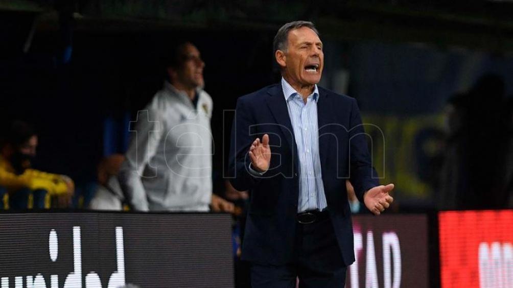 Russo dejó Boca y ya suena como reemplazante de José Peseiro en la Selección de Venezuela (foto archivo)