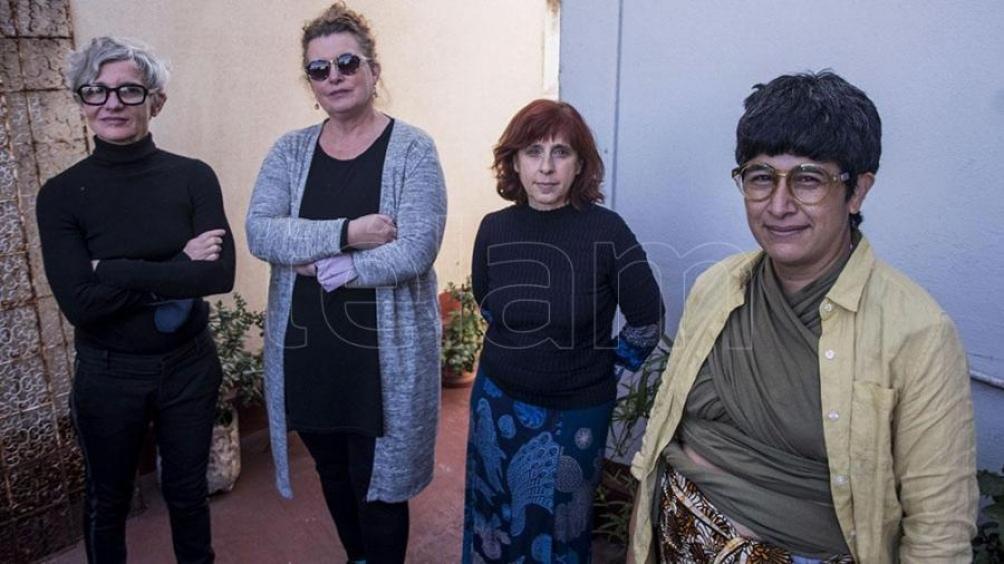 Fondo Fluido, pensado por la artista Marina De Caro como proyecto de largo aliento y en colaboración con Adriana Bustos, Mariela Scafati y Cecilia Garavaglia