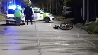 """Un policía federal mató a dos """"motochorros"""" en un intento de asalto"""