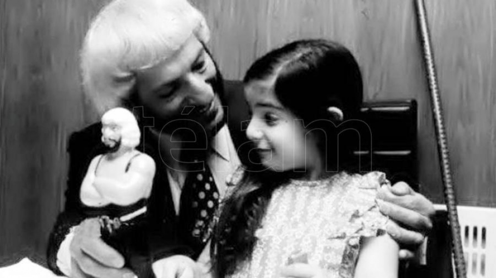 """Paulina, su hija, decidió homenajear a su padre con una reedición de la """"troupe""""."""