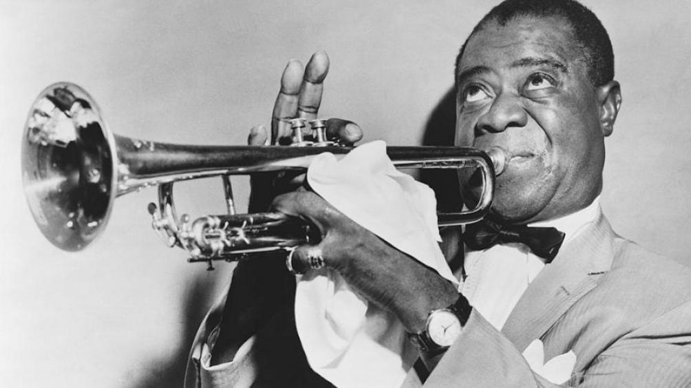 Armstrong nació en New Orleans el 4 de agosto de 1901.