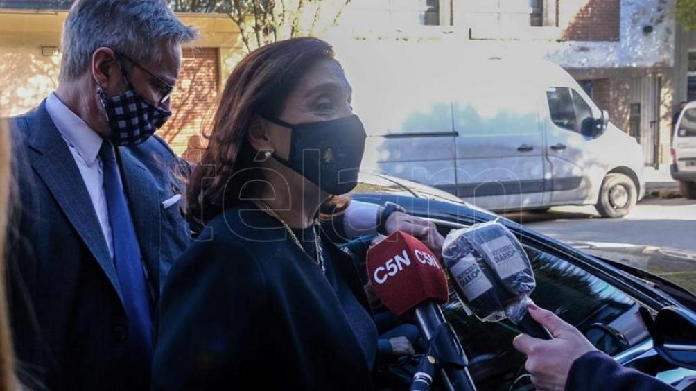 Arribas negó haber impartido la orden de realizar tareas de espionaje ilegal.Foto: Diego Izquierdo.