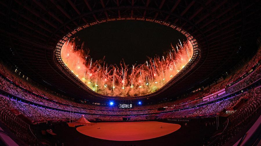 Así es la ceremonia de los Juegos Olímpicos