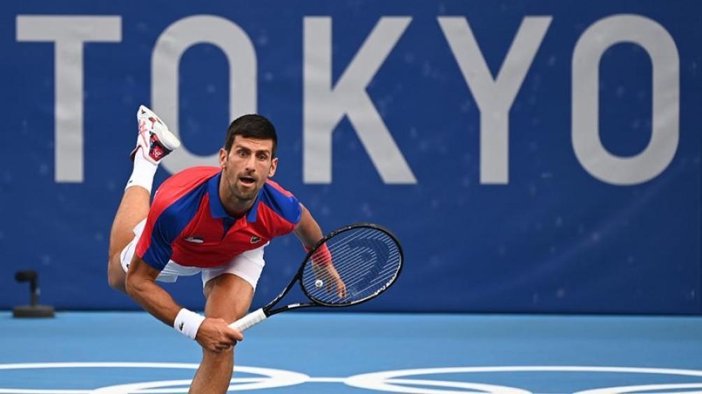 Djokovic está más cerca del oro olímpico.