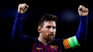 El sentido saludo de la AFA a Messi