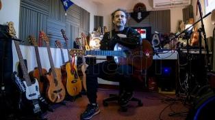 El chamamé y el rock argentino: encuentro en el universo sonoro propuesto por Yacaré Manso