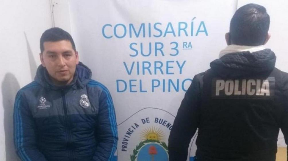 """Jorge Ramón """"Chicho"""" Canteros está acusado por el homicidio agravado por el uso de arma de fuego de Eduardo José Sánchez."""