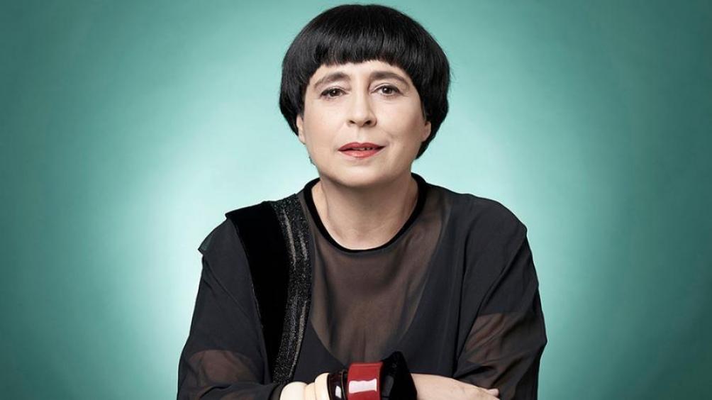 Lescano se especializó como periodista de moda desde los 90.