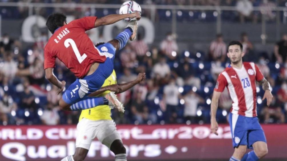 Paraguay está afuera de zona de clasificación y Colombia en repechaje.