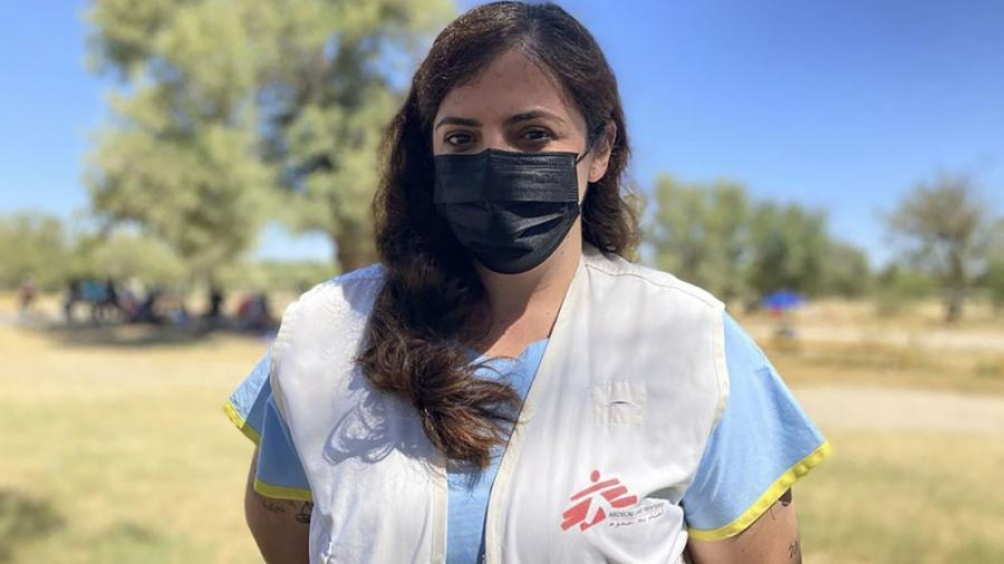 La cirujana Matilde Cilley hizo su especialización en Bariloche y trabajó para MSF en la República Centroafricana, Congo, Nigeria, Etiopía, Palestina y Yemen.