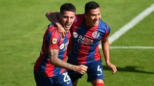 San Lorenzo aguantó el embate del final y derrotó a Defensa y Justicia