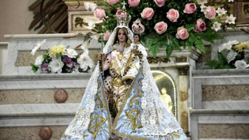 La Virgen de Río Blanco y Paypaya es la patrona de Jujuy. Foto: twitter.com/Carlos_Haquim