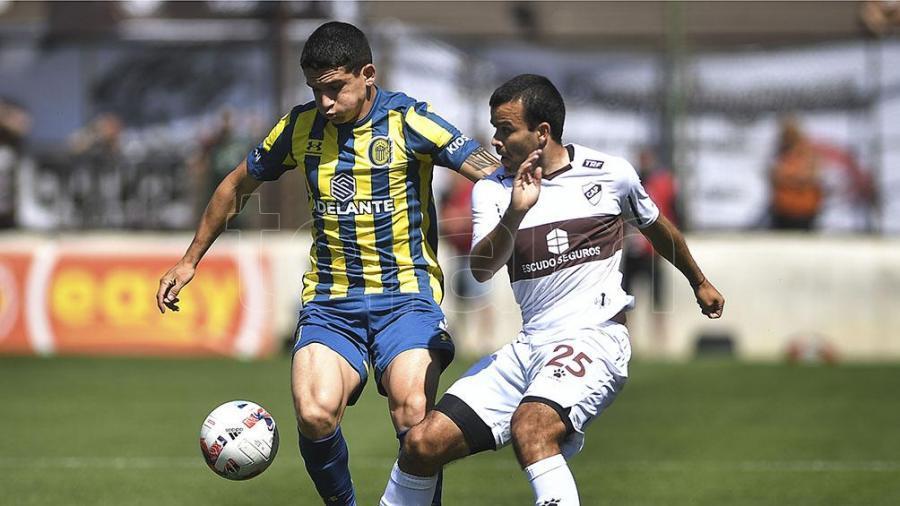 Platense y Rosario Central igualaron en Vicente López